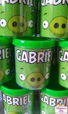 Caneca Personalizada Angry Birds