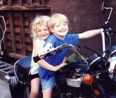 My two on Bonnie 1998