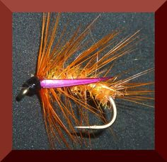 fish these as you would fish buzzers size 10