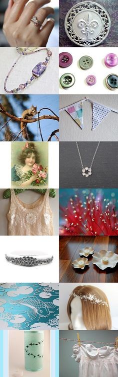 It's just so delicate... by Graciela Gacek on Etsy--Pinned with TreasuryPin.com