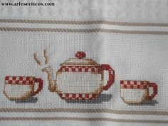 """Search Results for """"label/Gráficos Ponto Cruz"""" – General Pet Articles Cross Stitch Embroidery, Cross Stitch Patterns, Cross Stitch Kitchen, Teapots And Cups, Bargello, Blackwork, Needlepoint, Needlework, Diy And Crafts"""