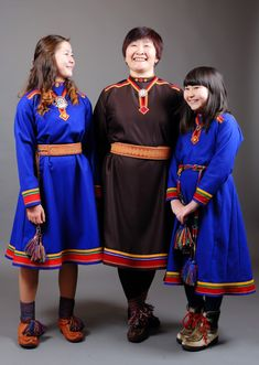 Ethnic Diversity, Ethnic Outfits, Ethnic Fashion, Folklore, Traditional Outfits, Chakra, Norway, Russia, Costumes