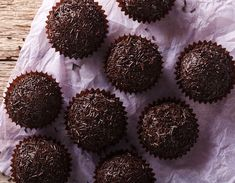 Chocolate Sweets, Chocolate Truffles, Recipies, Cooking, Desserts, Food, Recipes, Essen, Kitchen