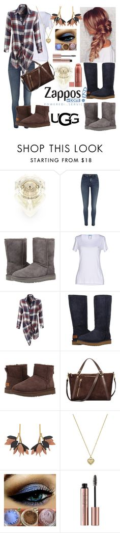 """The Icon Perfected: UGG Classic II Contest Entry"" by hubunch ❤ liked on Polyvore featuring Victoria's Secret, River Island, UGG Australia, Blumarine, LE3NO, UGG, Marni, Michael Kors, ugg and contestentry"