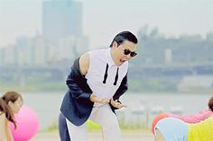 Number Ones - Psy 'Gangnam Style'
