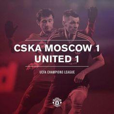 CSKA 1-1 MU Martial