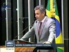 Pronunciamento do senador Aécio Neves - 05/11/2014