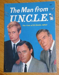 Dated 1965 the Man from UNCLE The Coin of El by GarageSaleJEMS