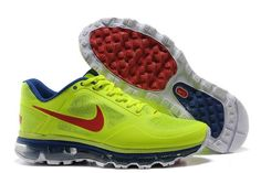 new arrival 8e1dc 228e9 Air Trainer 1.3 Max Fluorescence Green Royalblue Red! Only  69.30USD Nike  Air Max 2012
