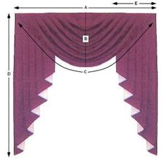 Valances For Windows Valance Patterns Curtain Patterns