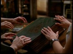 Charmed: Book of Shadows