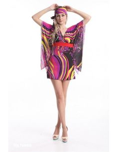 70s Fashion Babe