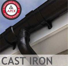 ALUMASC has designed a high-quality range of traditional cast iron gutters and we're happy to be able to offer … Garden Cabins, Life Space, Front Door Entrance, Victorian Gardens, Old Stone, Old Buildings, Cast Iron, Colours, Traditional