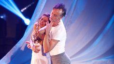 Shannon and Peter's ballet routine is just dreamy