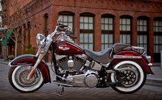 Harley-Davidson Softail Deluxe 2011 - Galerie de photos - Moto Journal