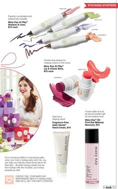 #ClippedOnIssuu from Holiday Gift Guide 2015