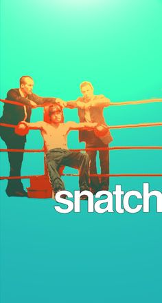 Snatch I would like to see what happens with Turkish, Tommy, Solomon, Vincent, Avi and Doug the Head and Mickey O'neil. Get Vinnie jones and Alan Ford as brothers of Bullet Tooth Tony and Brick Top.