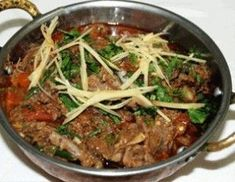 Masala Karahi Gosht recipe. Karahi Gosht is one of the most famous traditional Food recipe in Pakistan. It is easy to make and very tasty to eat. Posted by Zeba.