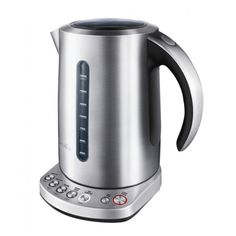 Shop for Electric Kettles in Electric Kettles & Ice Tea Makers. Buy products such as Hamilton Beach 1 Liter Electric Kettle, Tea and Hot Water Heater, Stainless Steel, Cordless Serving Model 40901 at Walmart and save. Stainless Steel Kettle, Brushed Stainless Steel, Kitchen Gadgets, Kitchen Appliances, Kitchen Stuff, Kitchen Tools, Kitchen Products, Kitchen Items, Kitchen Utensils