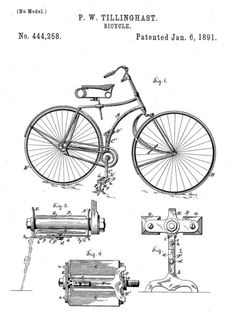 22 best mechanic images mechanical engineering rolling carts cars MH -60 Navy here is a bike from 1891 which has front suspension and also a kick stand that supports the parked bike the stand hangs from the pedal and forms a tripod