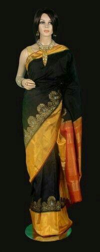 Luv this sari
