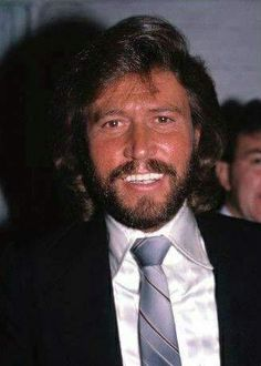 Barry Gibb ~ So handsome!!