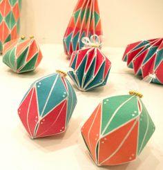origami bolsas - Maori Kimura Pop Up Origami Bags Origami Bag, Origami And Kirigami, Origami Paper, Origami Boxes, Paper Pop, Diy Paper, Paper Crafts, Diy Crafts, Origami Fashion