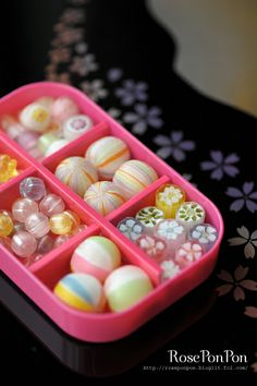 Japanese Hard Candies
