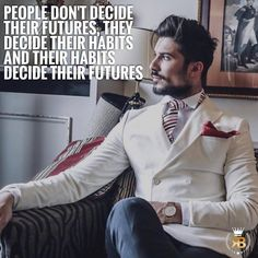 """1,406 Likes, 26 Comments - Your Success Is Our Goal (@risebeyond.fam) on Instagram: """"Your habits determine your future so choose them carefully. Is what you're doing getting you closer…"""""""
