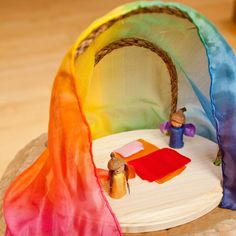 Fairy kits, children's crafts, wool craft kits, and needle felting kits inspired by Waldorf education to inspire the imagination and build fine motor skills.