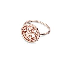 "Chaine d'Ancre Passerelle Hermes ring in rose gold, PM, size 50<br><br><span style=""font-family : Courier;color: #0066CC;"">This item may have a shipping delay of 1-3 days.</span><br><br>"