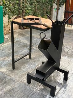 Diy Furniture Decor, Iron Furniture, Cooking Stove, Stove Oven, Metal Projects, Welding Projects, Rocket Stove Design, Outdoor Stove, Multi Fuel Stove