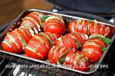 Vegetarian Recepies, Barbecue Pit, Great Recipes, Bbq Tips, Food And Drink, Veggies, Cooking Recipes, Yummy Food, Lunch