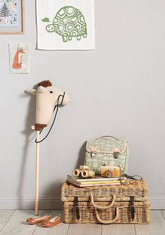 habitacion-infantil-toques-vintage