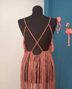 Hippie Festival, Festival Dress, Macrame Dress, Boho Dress, Recycled Dress, Satin Skirt, Handmade Dresses, Birthday Dresses, Diy Clothes