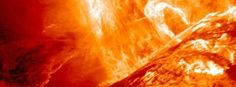 Solar storms trigger Earth's natural thermostat