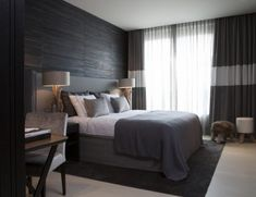We specialise in bespoke interior design. With over 20 years experience in interiors we are confident we can offer you what you need to create a comfortable and stylish home. Bedroom Inspo, Home Decor Bedroom, Bedroom Wall, Bedroom Neutral, Bedroom Styles, Luxurious Bedrooms, Dream Bedroom, Interior Design Living Room, White Headboard
