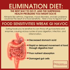 Food sensitivities come about due to leaky gut syndrome and cause an inflammatory process within the gut when we consume them. This inflammatory process further damages an already inflamed gut and creates a worsening condition of intestinal permeability. Elimination Diet Plan, Diverticulitis Diet, Ibs, Leaky Gut Syndrome, Autoimmune Diet, Nutritious Snacks, Eating Plans, Health Problems, Healthy Choices