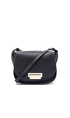 Zac posen BOLSA SADDLE EARTHA