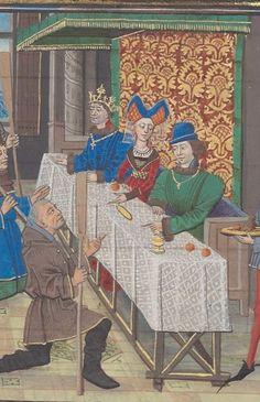 Regnault de Montauban, rédaction en prose. Regnault de Montauban, tome 3 Date d'édition :  1451-1500  Ms-5074 réserve  Folio 80v