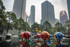 Red Dot Museum Singapore features award winning designs. #feetandsoul #travelblog #blog #travel #destinations #vacation #travelquotes #holiday #tour #traveltips #weekend #getaways #weekendgetaways #scenicspots #scene #spots #daytour  #leisure #attractions #singapore #sg #asia #southeastasia #museum #design