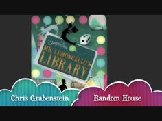 Book Trailer for Escape from Mr. Lemoncello's Library