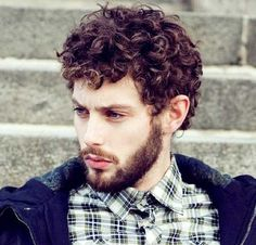 30 Curly Mens Hairstyles 2014 – 2015   Curly Men Hairstyles