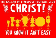 The Ballad of Liverpool Football Club...
