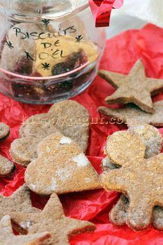 © PIGUT - Biscuits vegan aux épices de Noël
