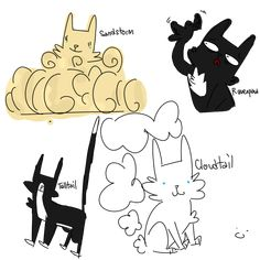literal warrior cats names by ressii