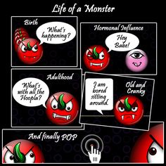 Life of a Monster