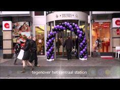"Opening World Food Restaurant ""Shan Yi"" Rotterdam"