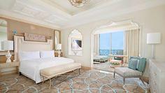 Waldorf Astoria Ras Al Khaimah Hotel, UAE - Accessible King Classic Room