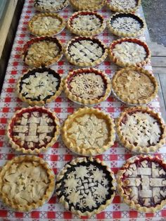 Farmers' Market pies                                                                                                                                                                                 More
